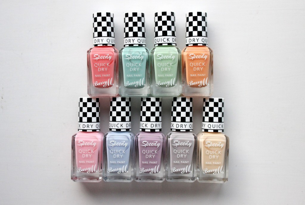 Barry M Spring 2015 Launches (2)