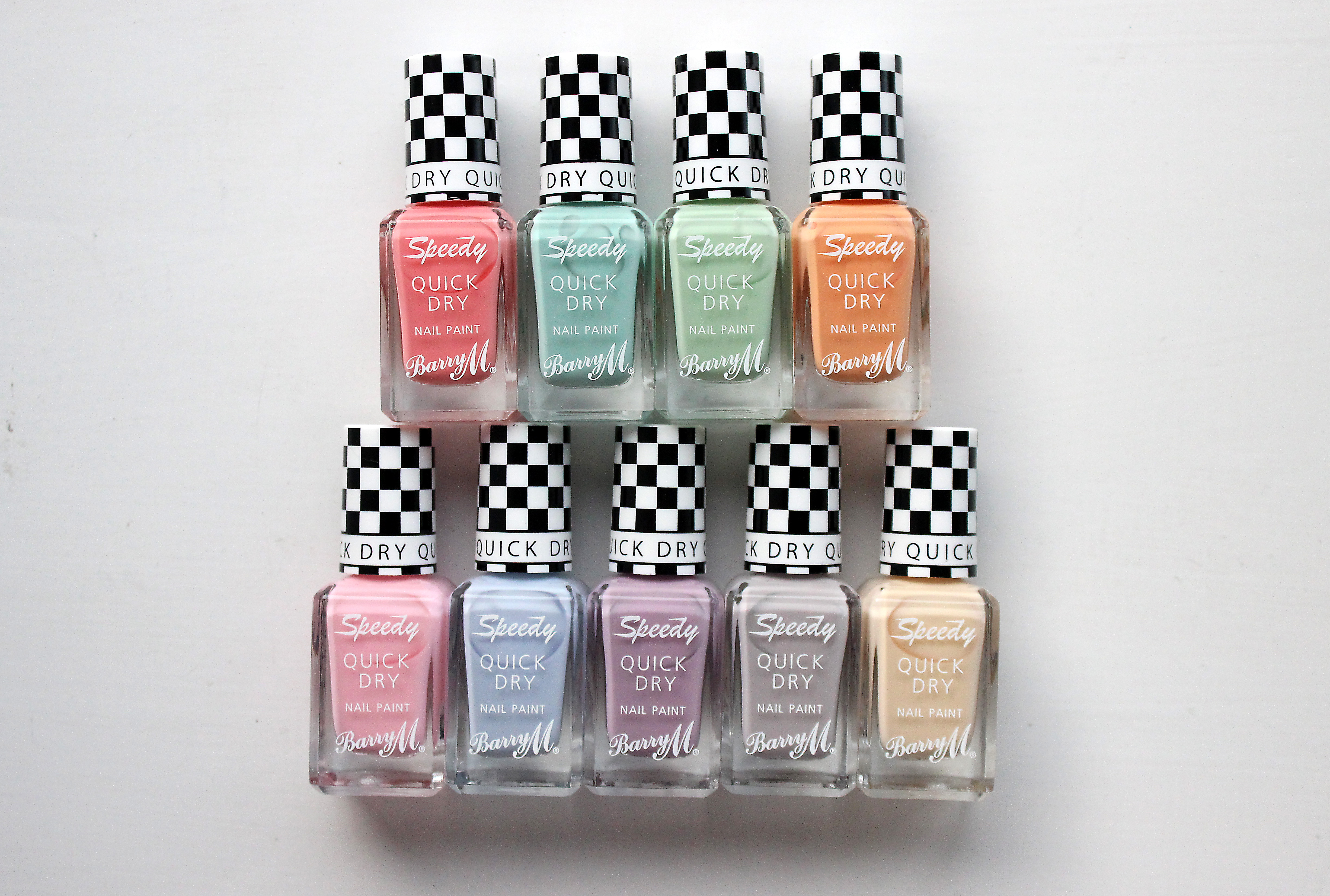 barry m spring 2015 collection xameliax