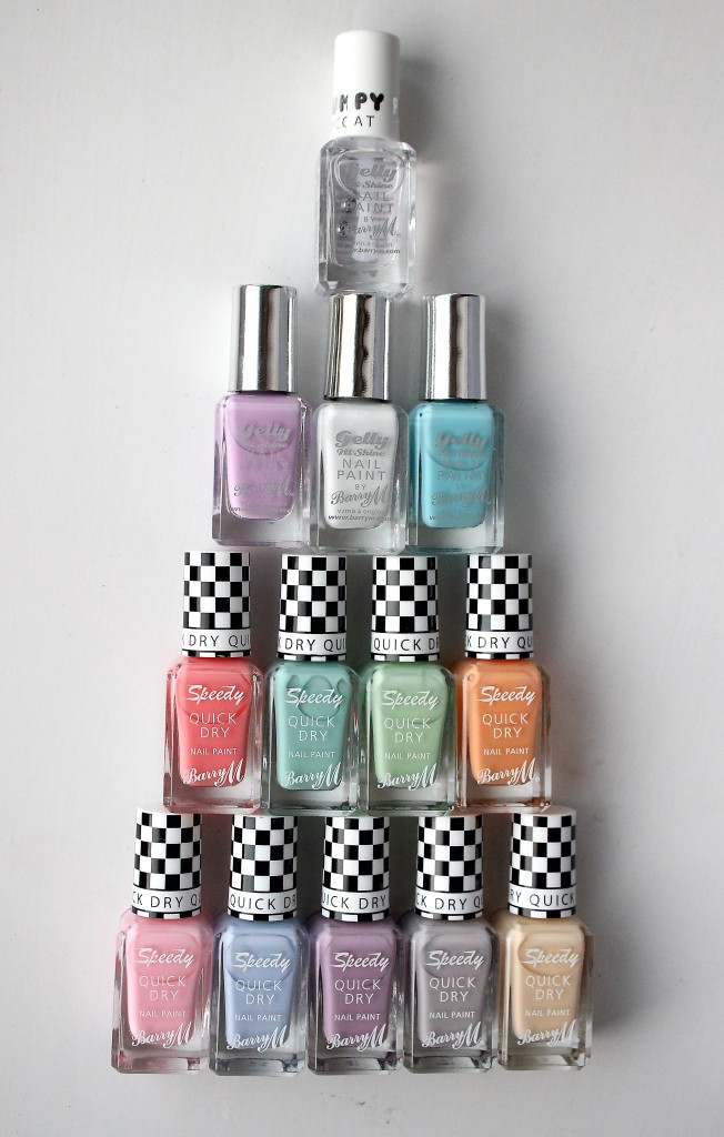 Barry M Spring 2015 Launches (3)