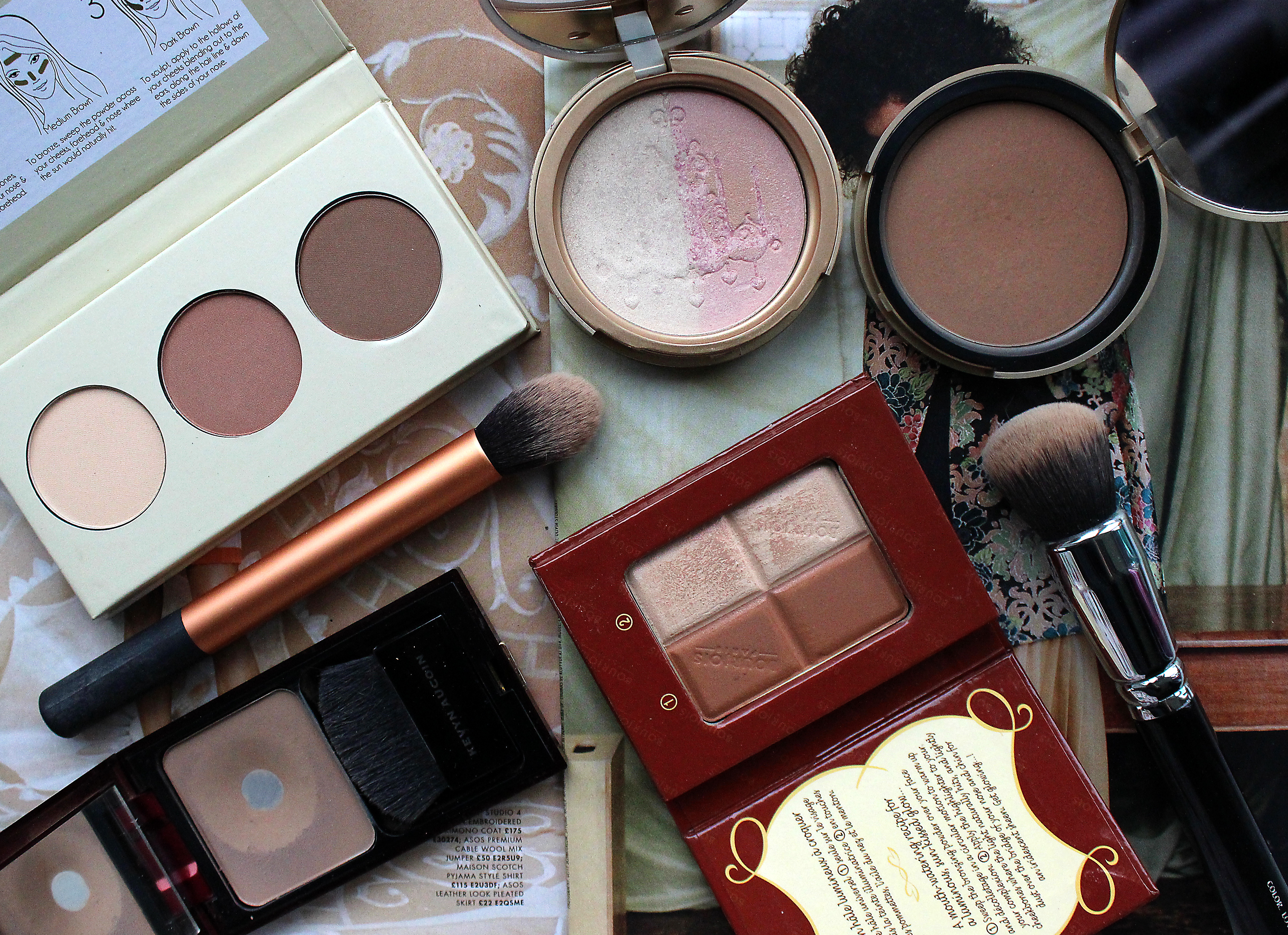 Best contour products for pale skin