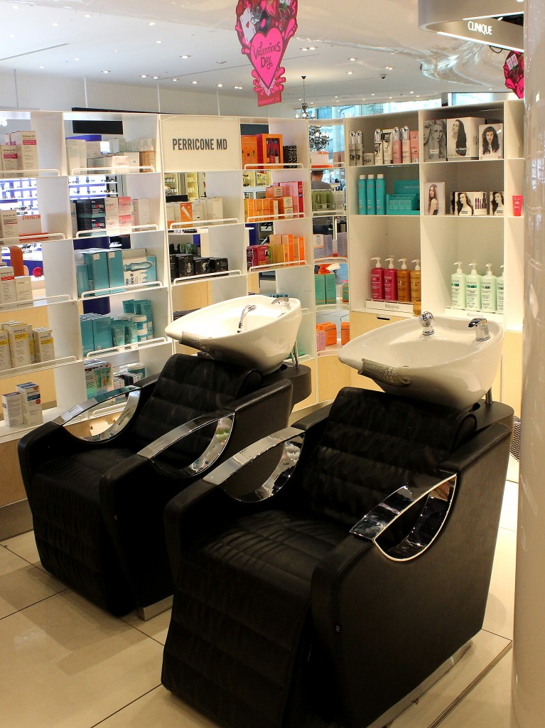 Umberto Giannini Blow Dry Bar Selfridges Birmingham Review (2)