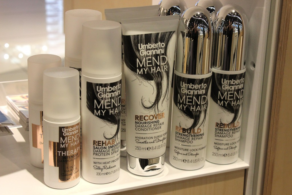 Umberto Giannini Blow Dry Bar Selfridges Birmingham Review (3)