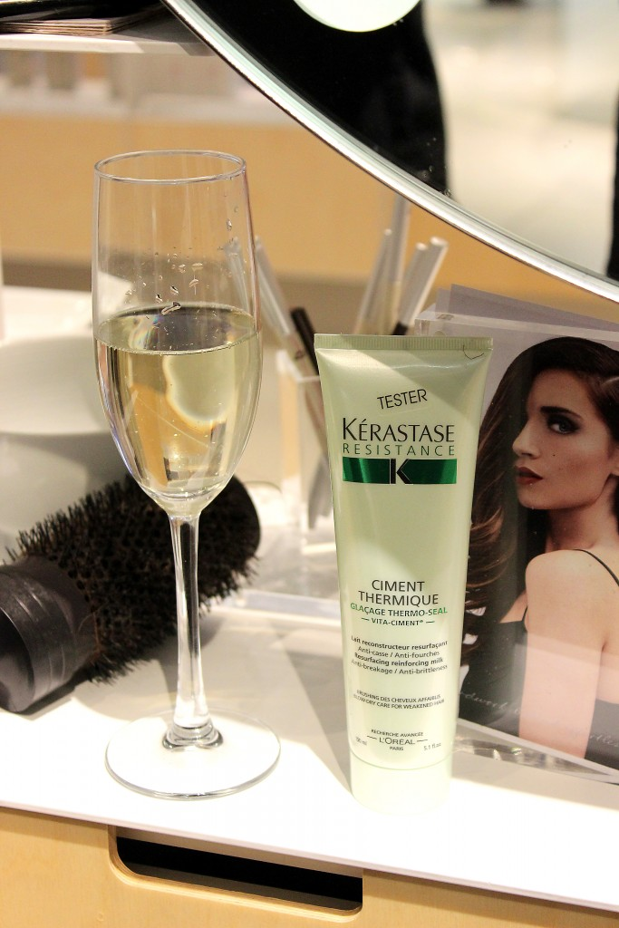 Umberto Giannini Blow Dry Bar Selfridges Birmingham Review (7)