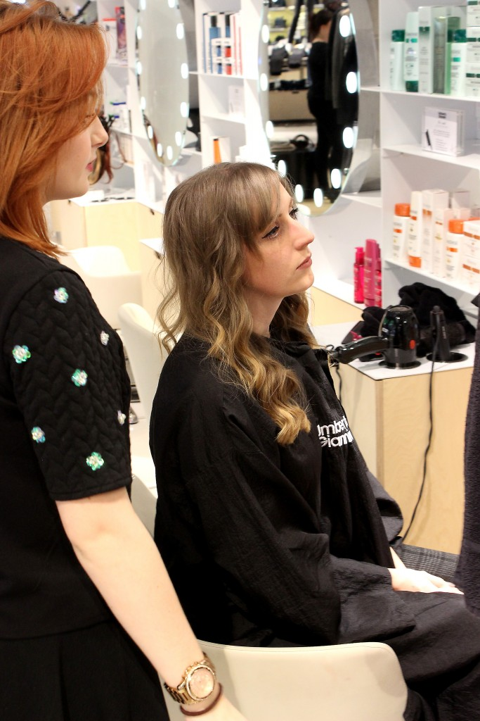 Umberto Giannini Blow Dry Bar Selfridges Birmingham Review (8)