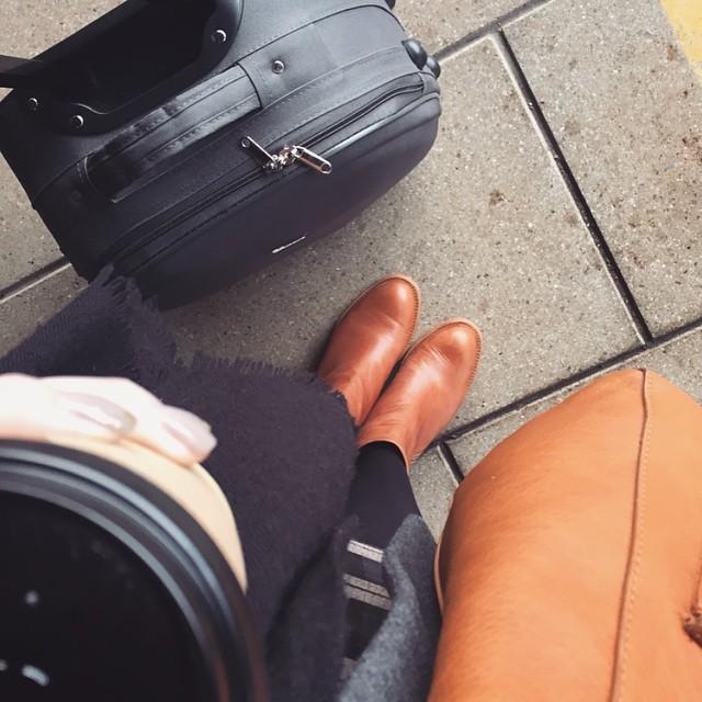 London bound ??? #lbloggers #londonbaby #weekendaway #meandhim