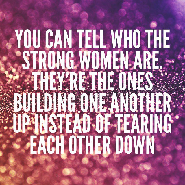 Be strong  Together we are unstoppable  Tag a friend who you think is beautiful on the inside and out ✨ #girlpower