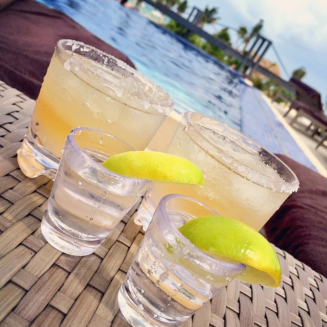 It's tequila Tuesday!!! ??☀️ #lbloggers #holiday #mexico #tequilatime
