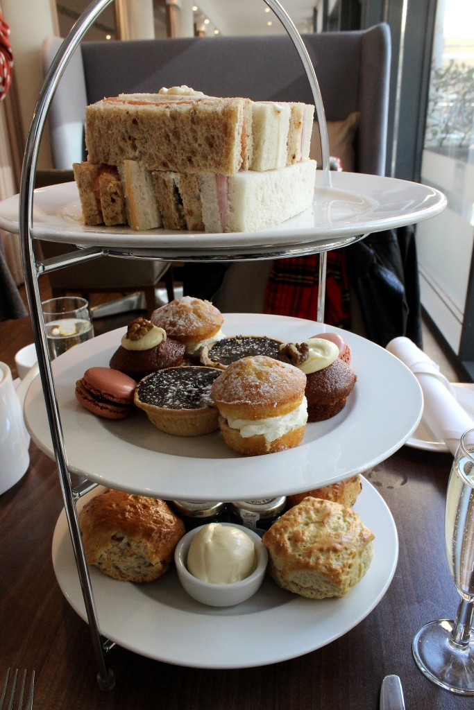 Hilton Garden Hotel Birmingham Afternoon Tea Review (1)