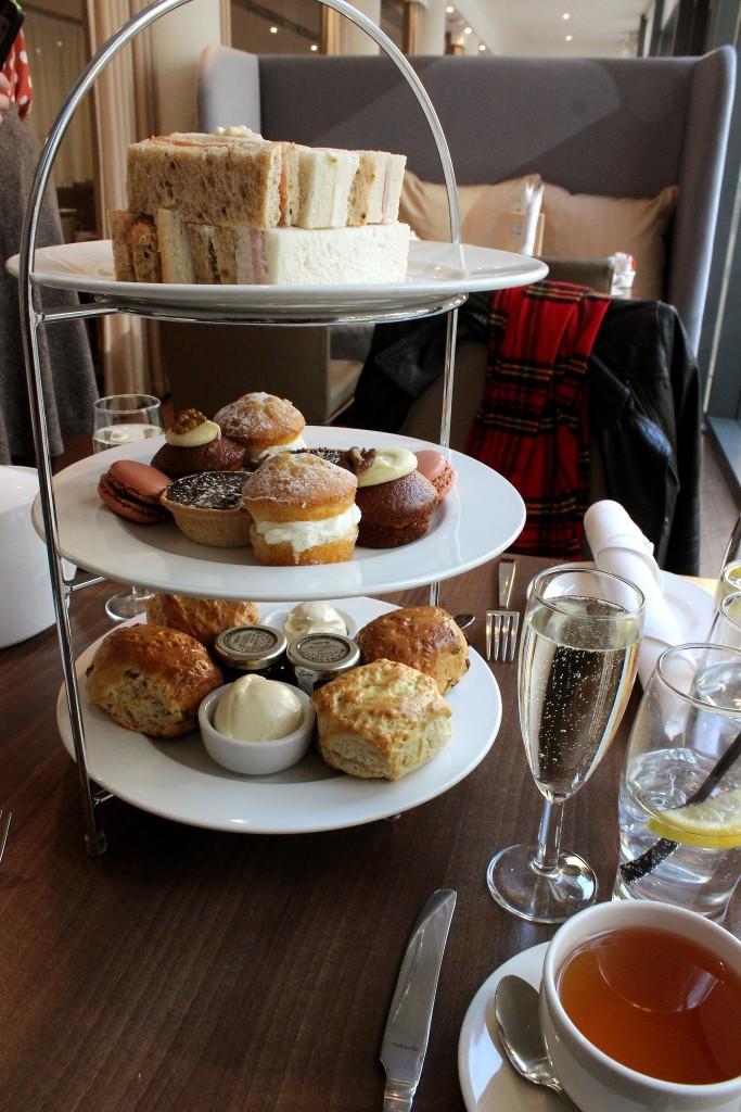 Hilton Garden Hotel Birmingham Afternoon Tea Review (3)