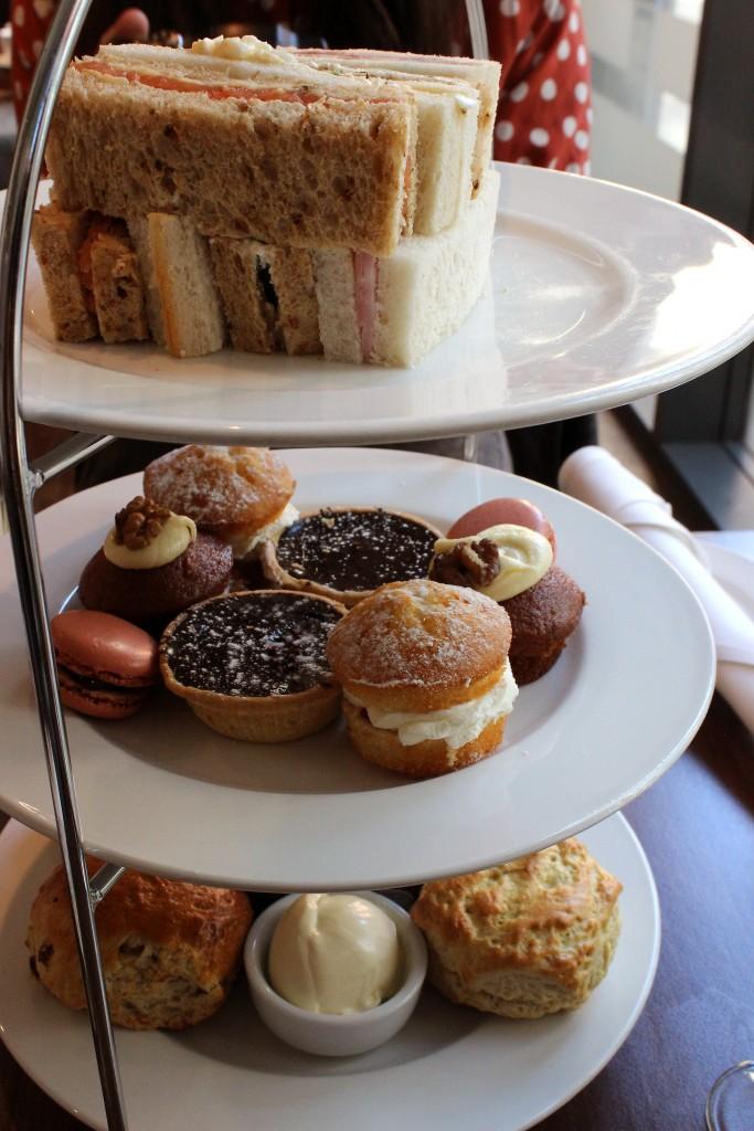 Hilton Garden Hotel Birmingham Afternoon Tea Review (4)