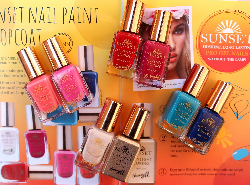 Barry M Daylight Cure Swatch (2)