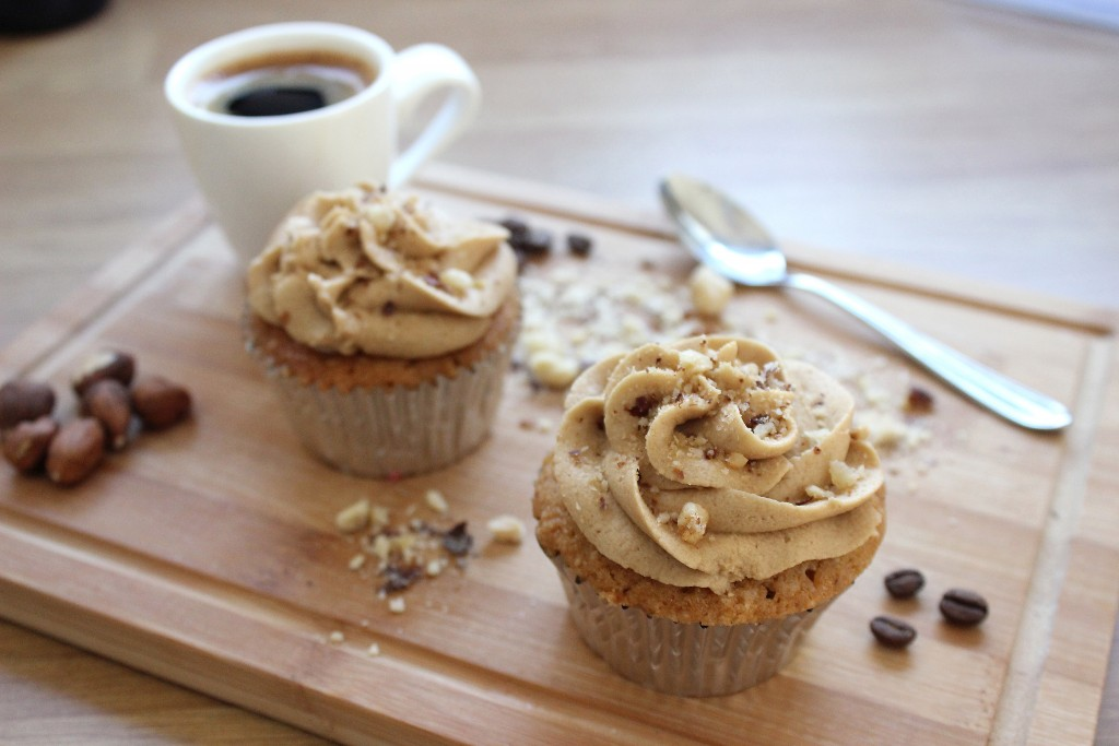 Hazelnut Latte Cupcake Recipe (1)