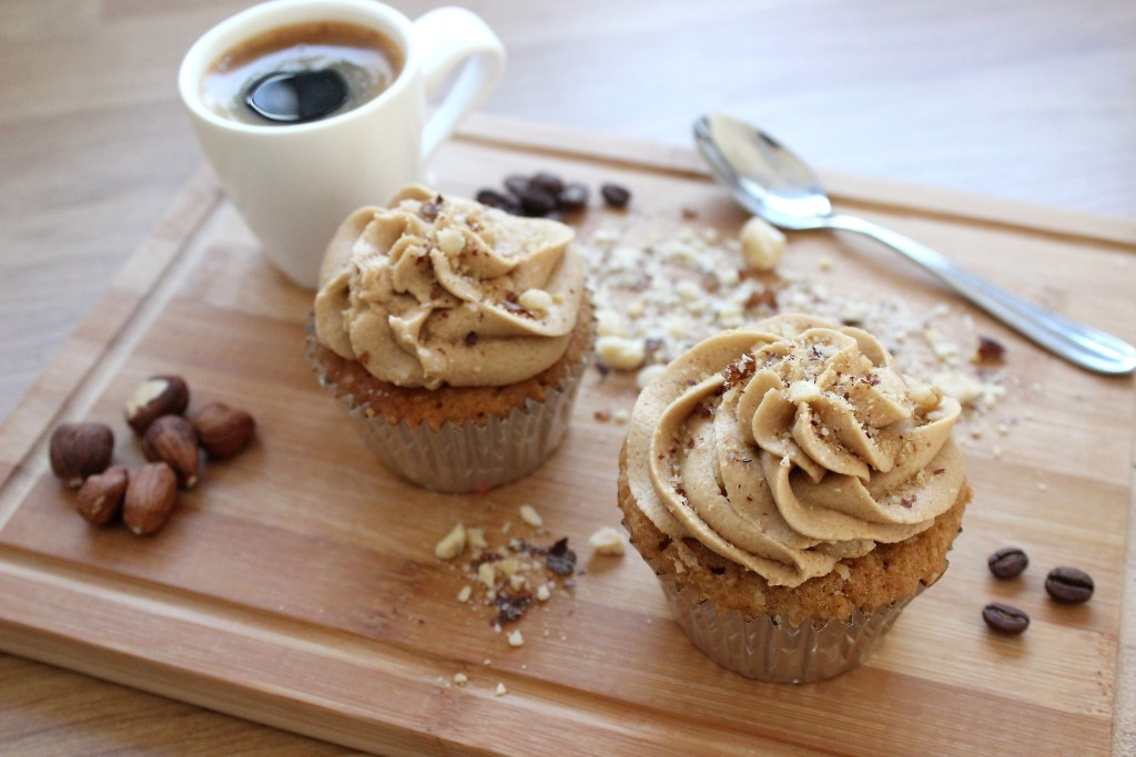 Hazelnut Latte Cupcake Recipe (3)