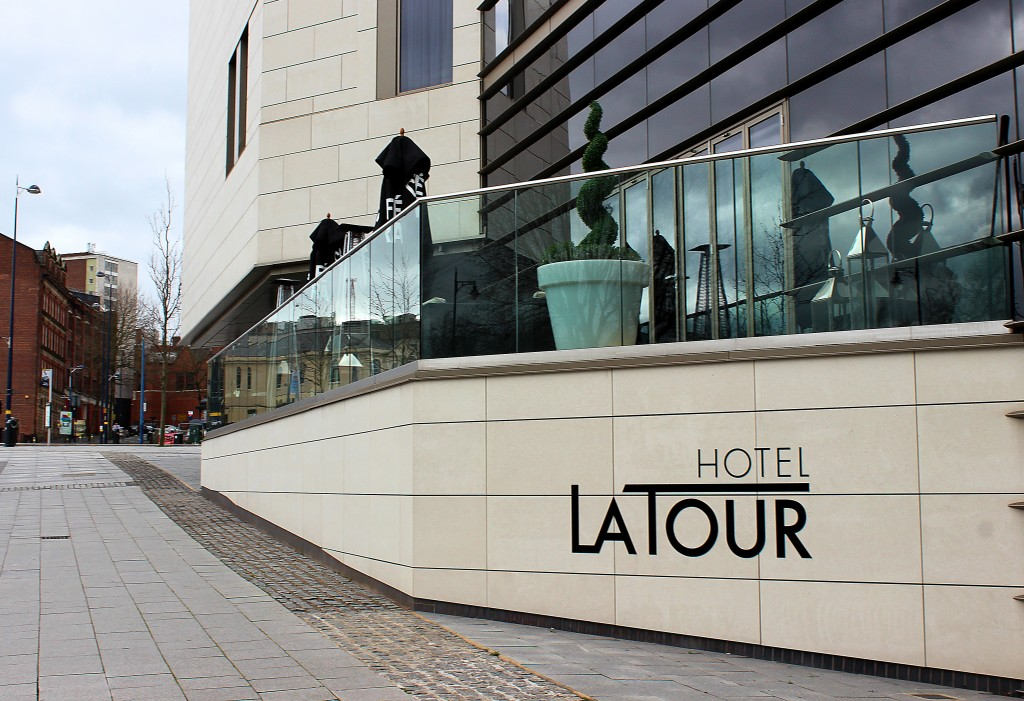 Hotel La Tour Birmingham Afternoon Tea