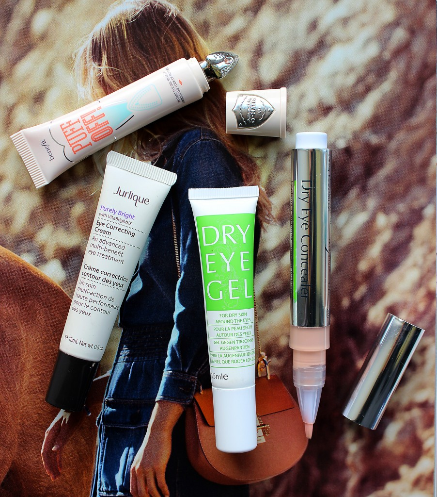 skincare for sensitive eyes, makeup for sensitive eyes
