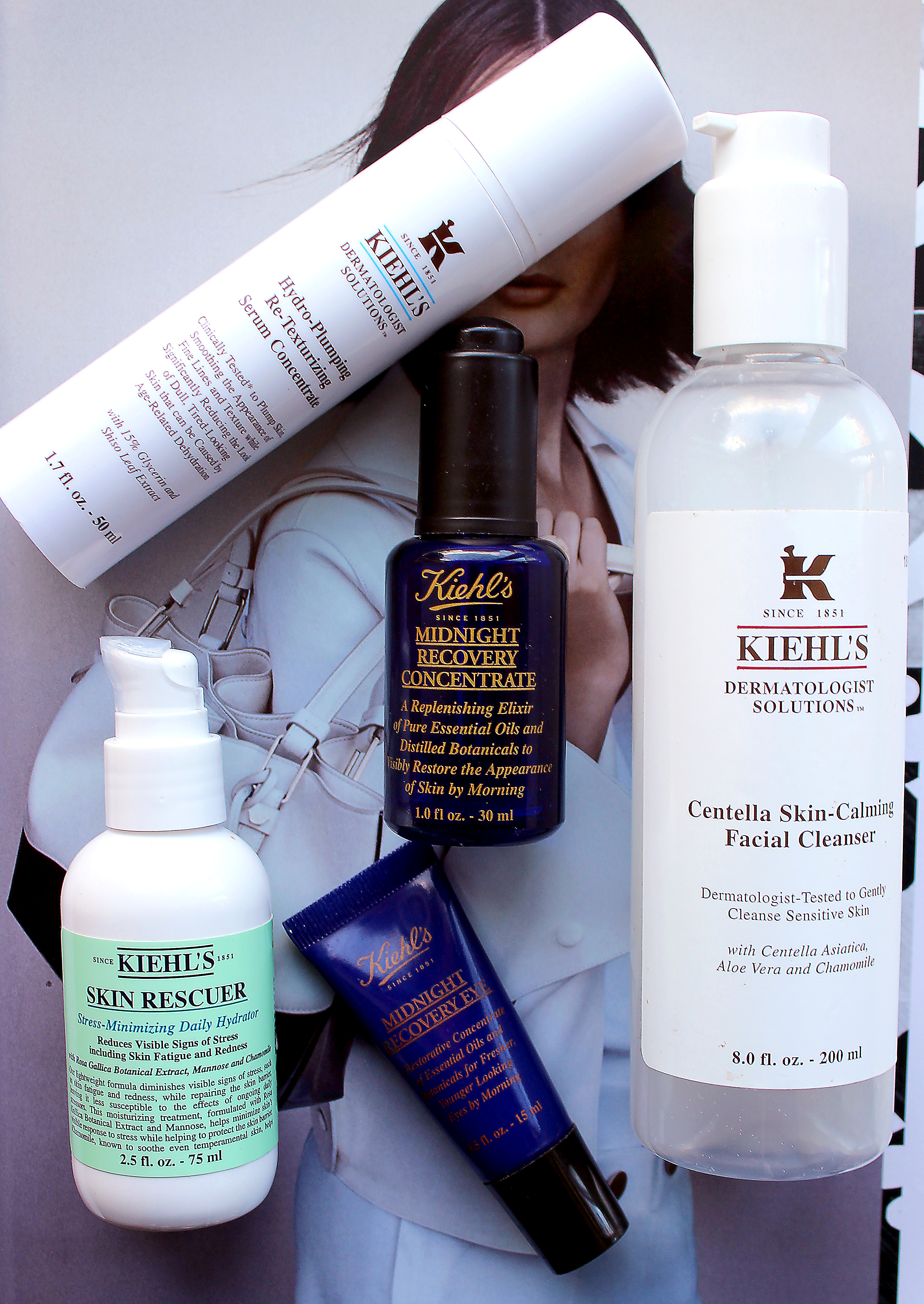 Top 5 Kiehls Products