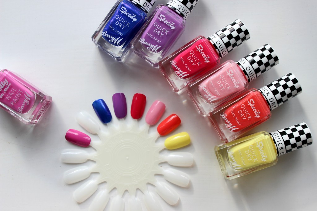 Barry M Spring 2015 Releases