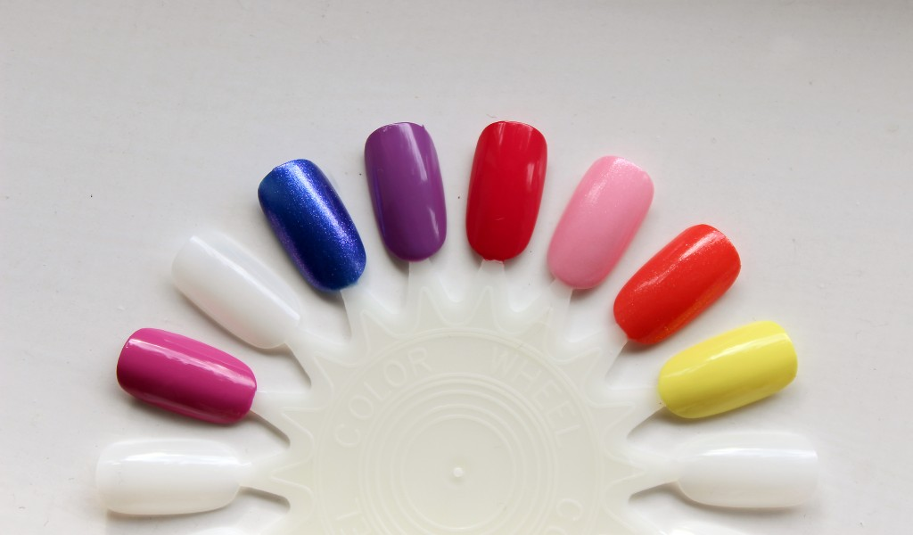 Barry M Spring 2015 Releases (2)