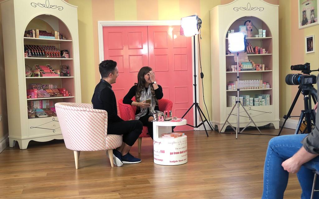 Benefit Filming (2)