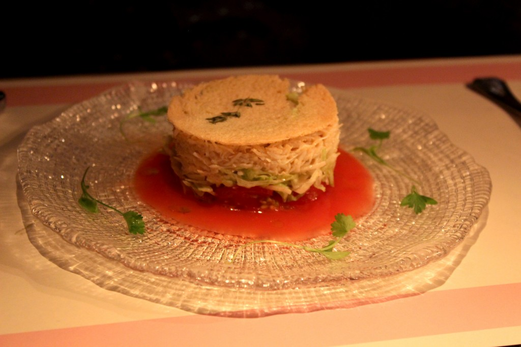Bob Bob Ricard Review, Press for champagne button restaurant (9)
