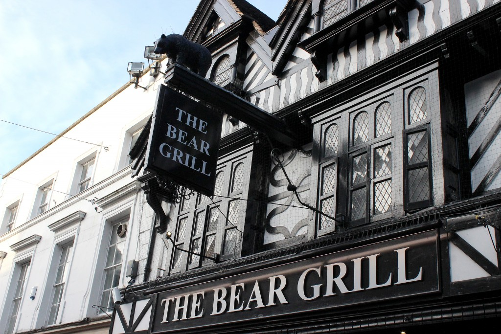 The Bear Grill Stafford Review