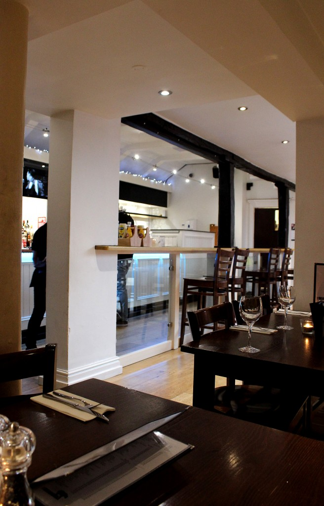 The Bear Grill Stafford Review (2)