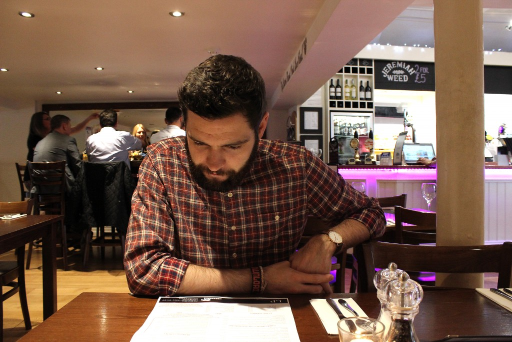 The Bear Grill Stafford Review (3)