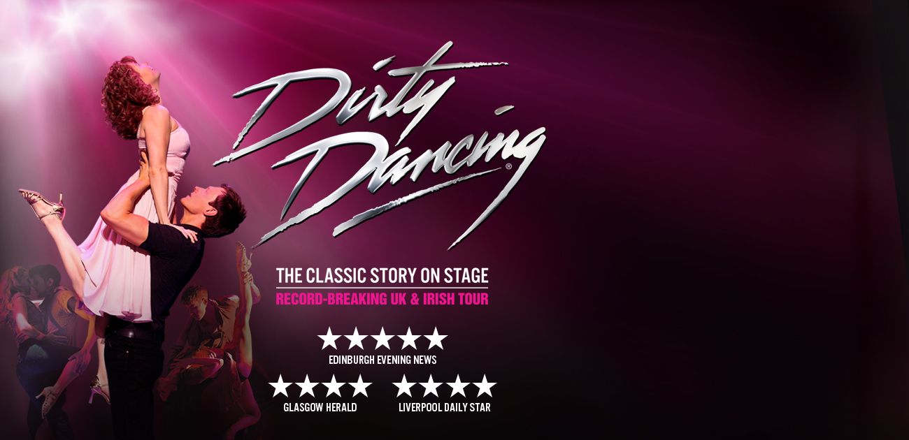 Dirty Dancing On Stage | The Perfect Girl\'s Night Out | xameliax