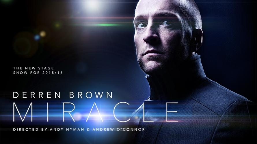 Derren Brown Miracle Review