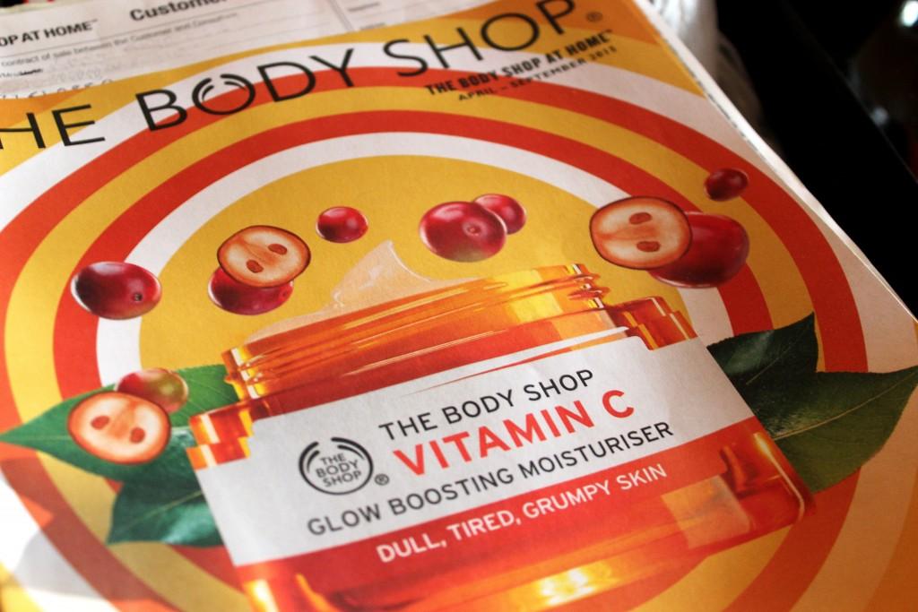 The Body Shop catalogue