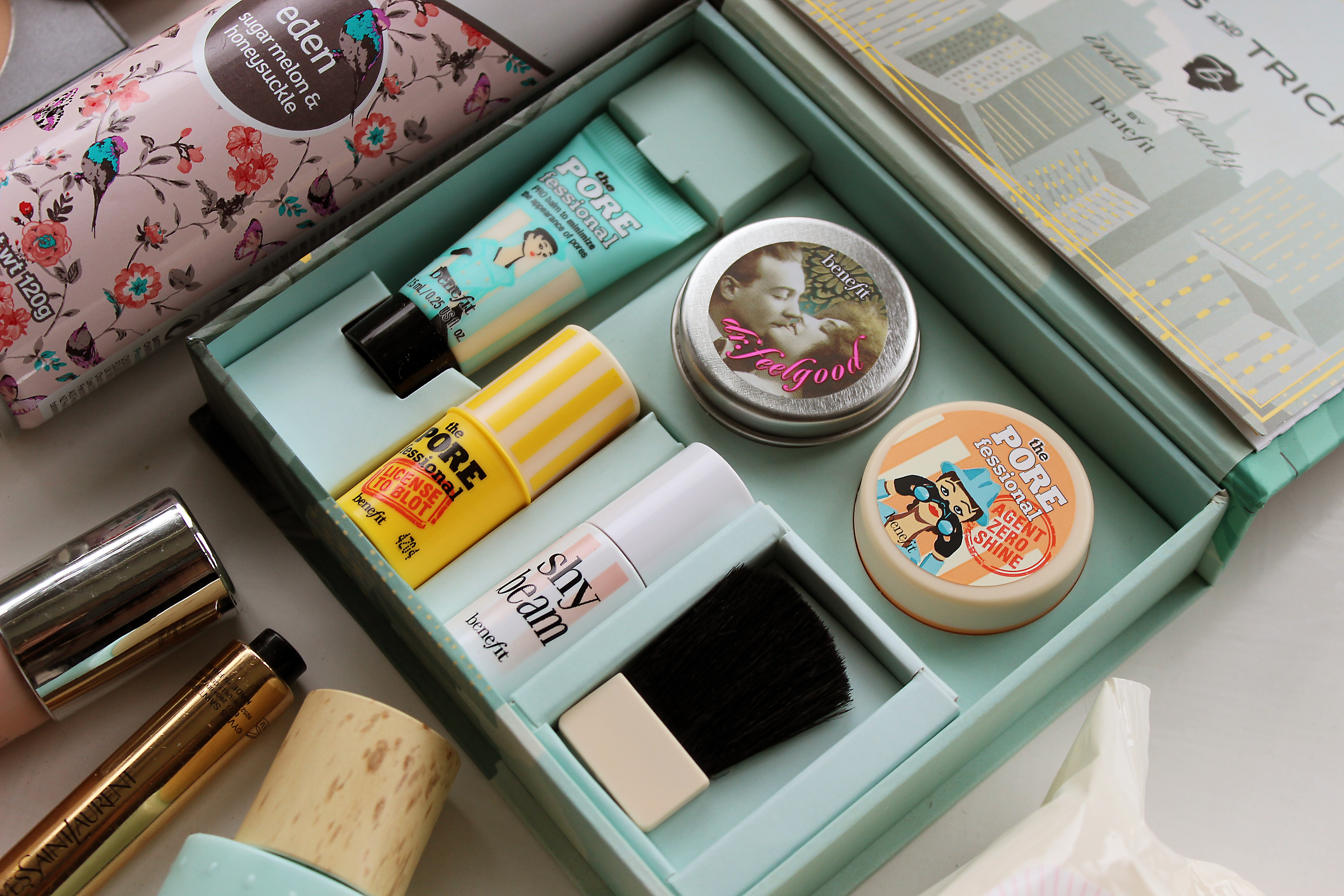 Festival Beauty Essentials, What to take to a festival