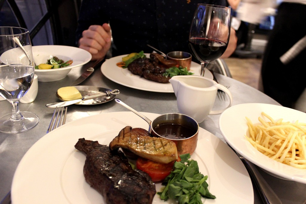 Hotel Gotham Manchester Review, Hotel Gotham Restaurant Review (10)
