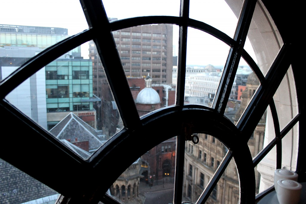 Hotel Gotham Manchester Review, Hotel Gotham Restaurant Review (2)