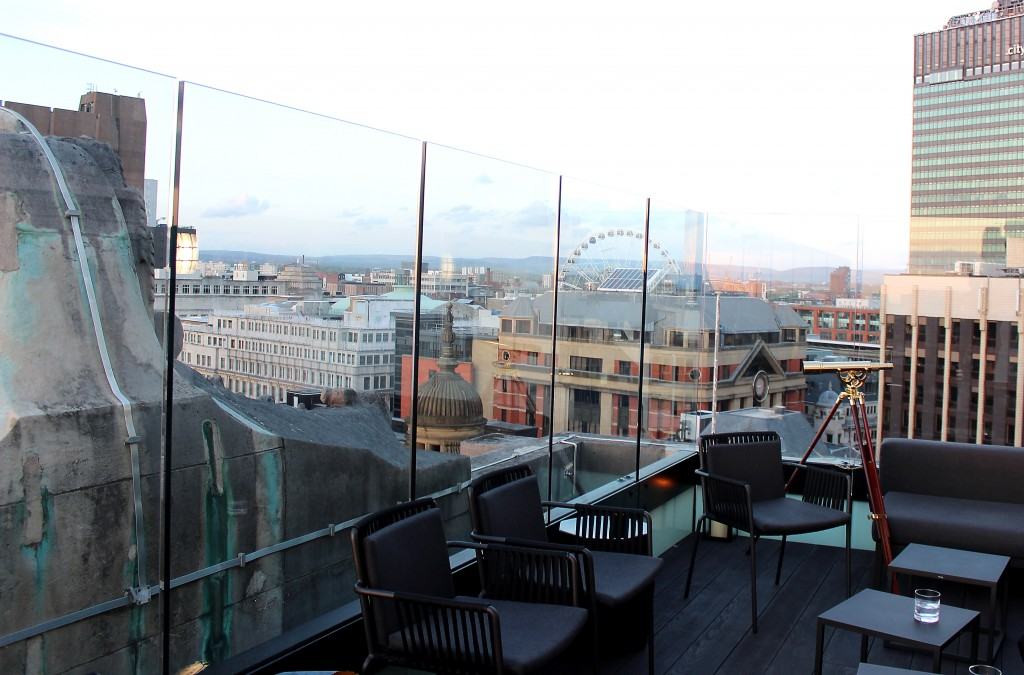 Hotel Gotham Manchester Review, Hotel Gotham Restaurant Review (44)