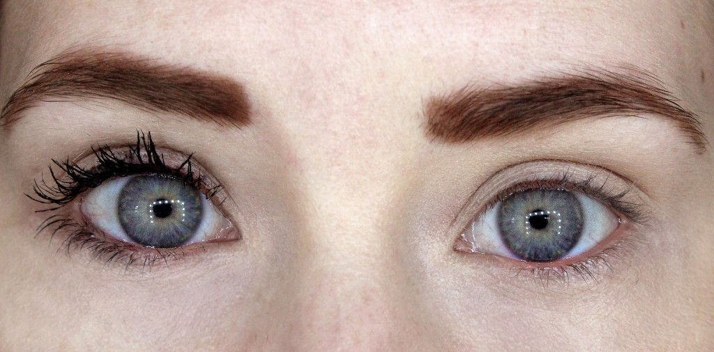 Magnetic Lash Fibre Mascara Before and After (4)