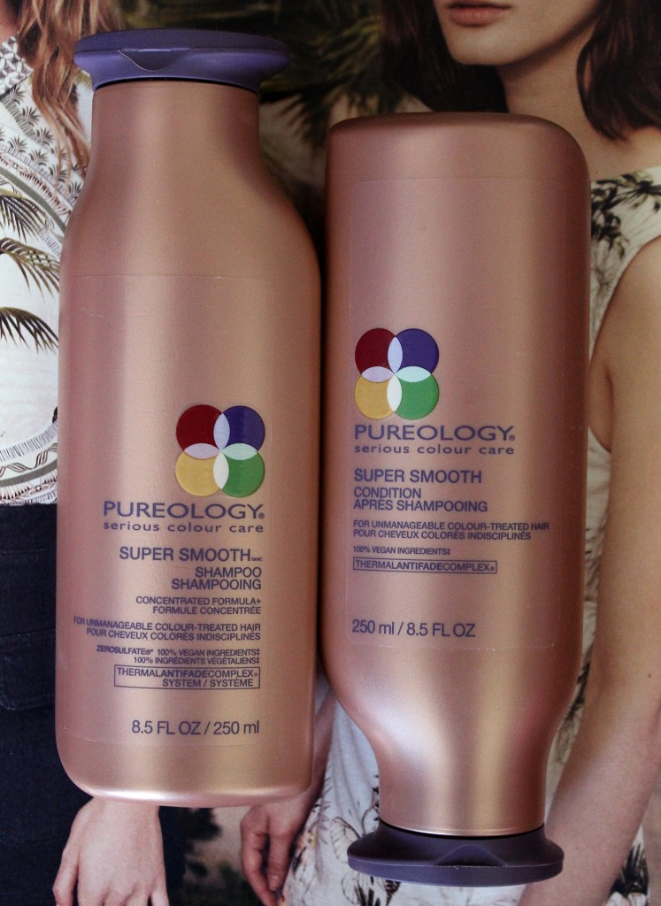 Pureology Soft Shampoo and Conditioner