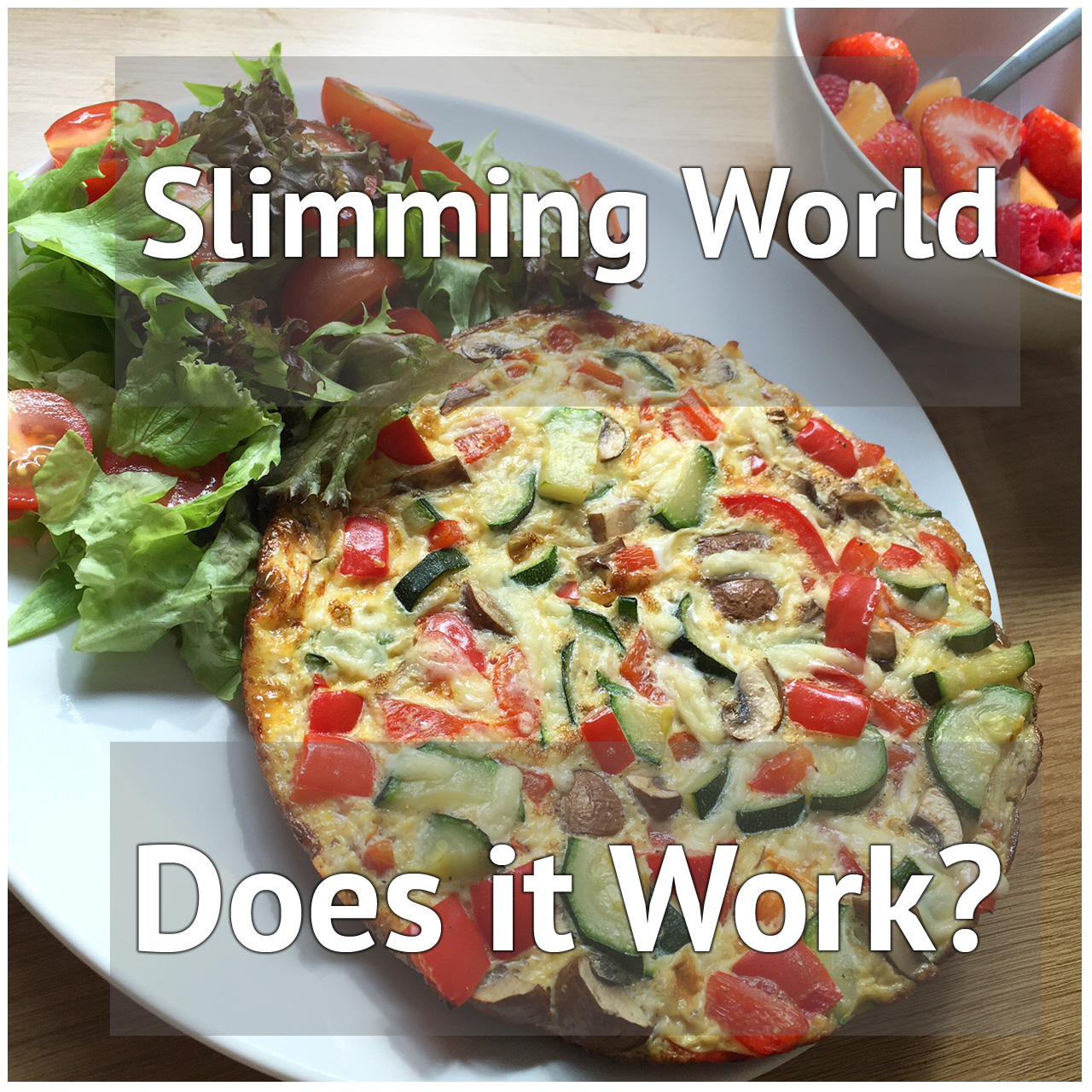 A Week On Slimming World Cost Ease And Weight Loss