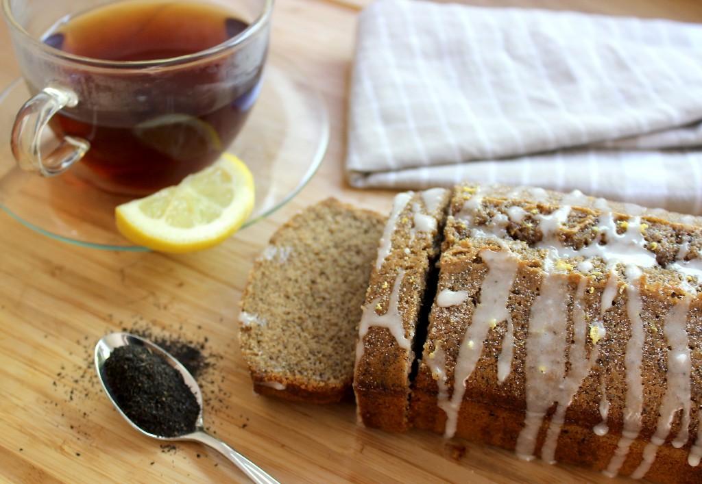 Earl Grey and Lemon Cake Recipe