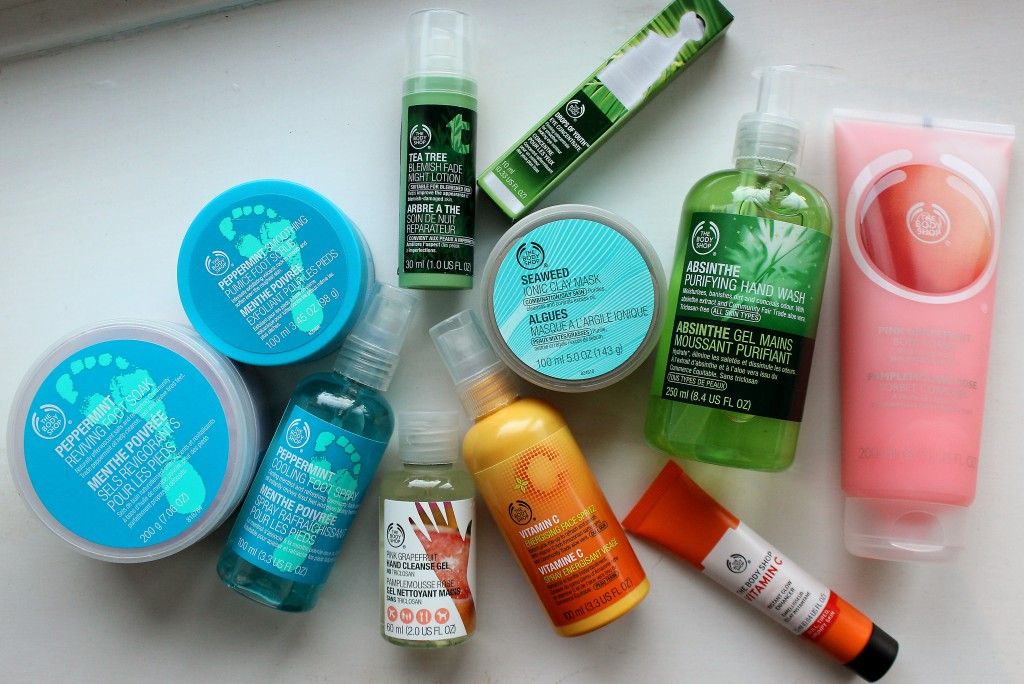 Body Shop Party Review