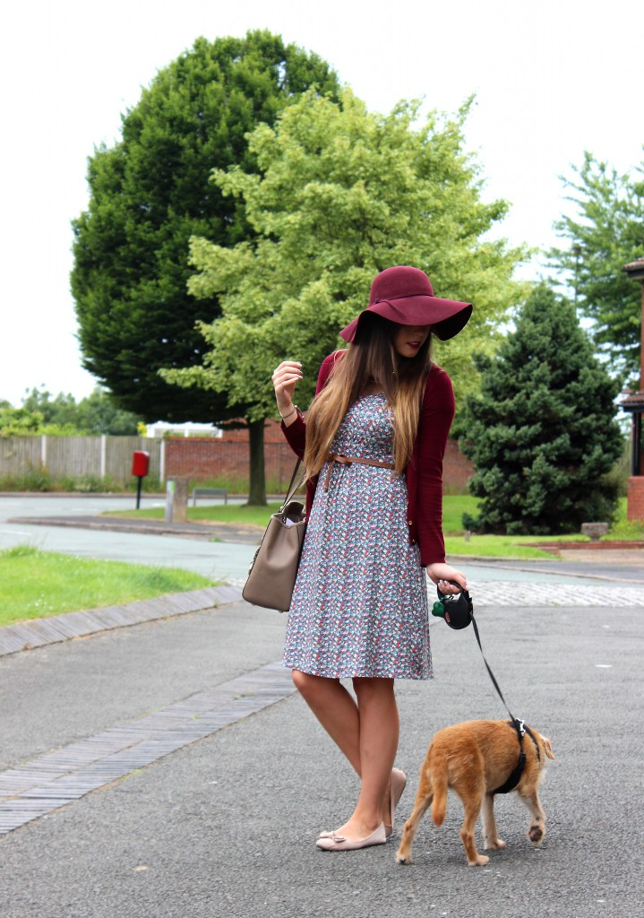 Summer Barbour OOTD (4)