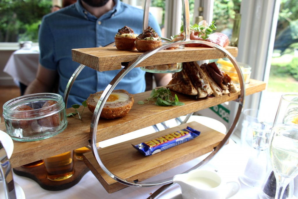 The Moathouse Stafford Afternoon Tea Review (17)