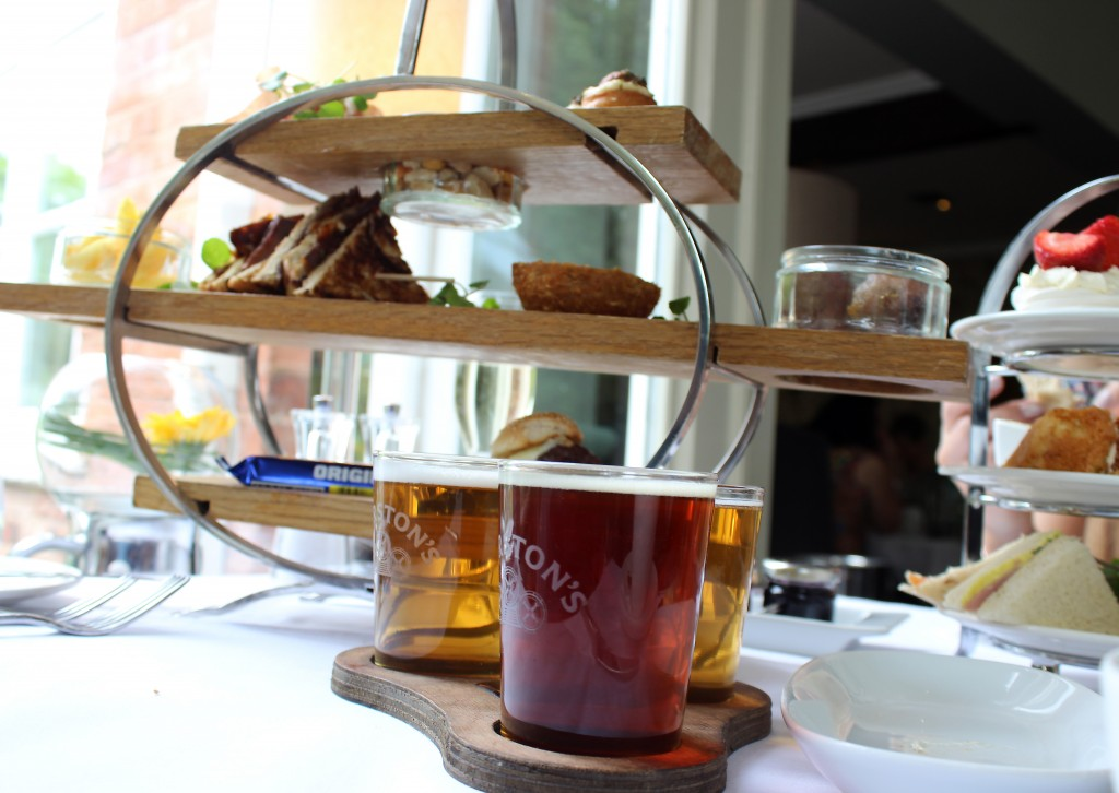 The Moathouse Stafford Afternoon Tea Review (21)