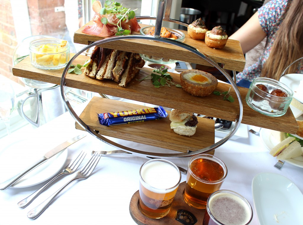 The Moathouse Stafford Afternoon Tea Review (23)