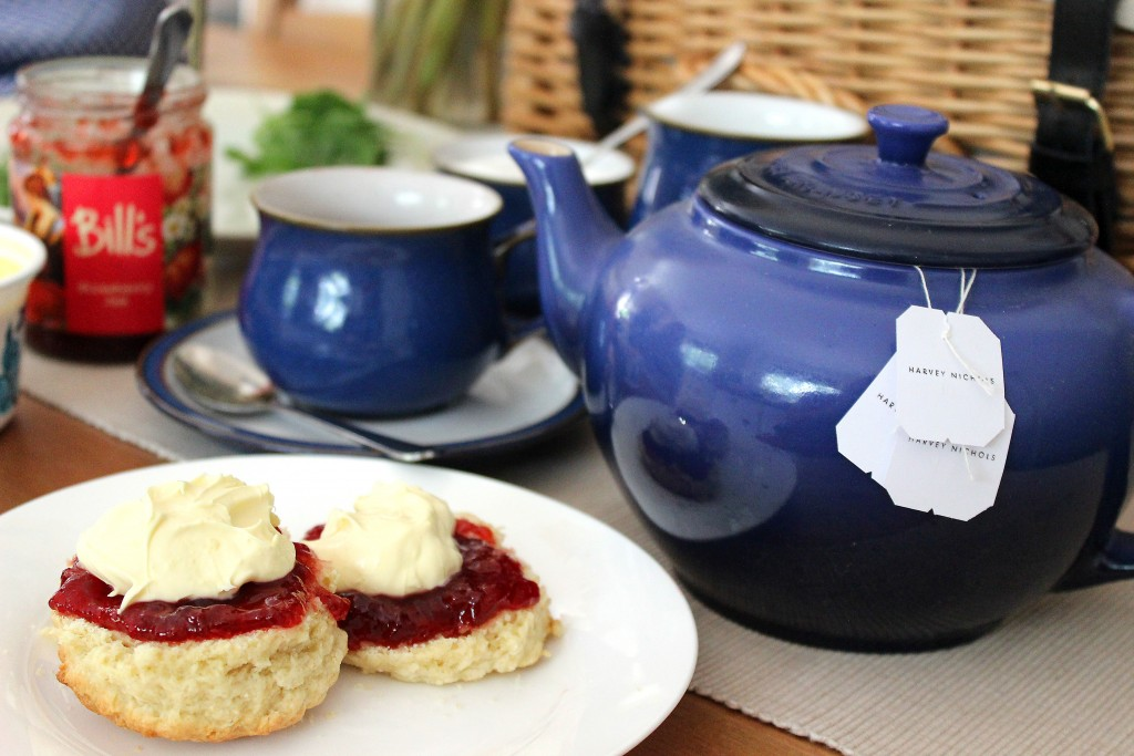 DIY Easy Afternoon Tea Recipe (1)