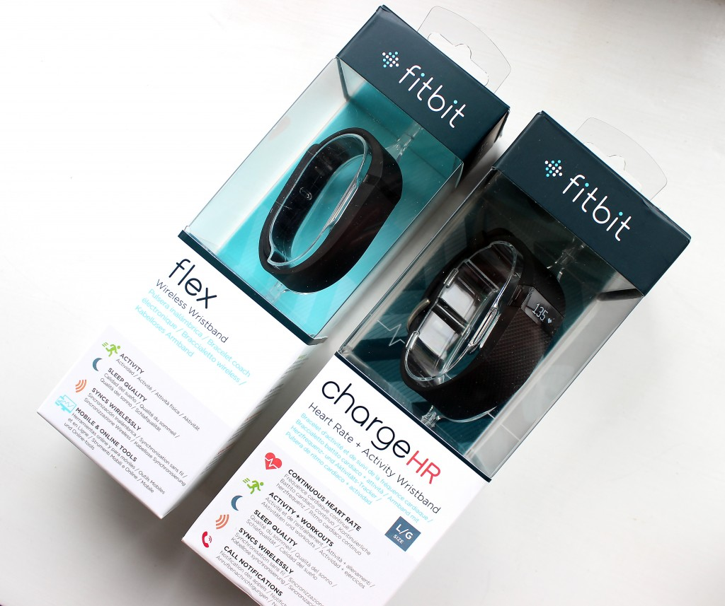 Fitbit Charge HR Review, Fitbit Flex Review