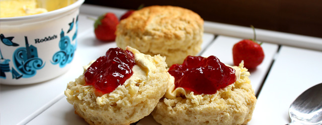 The Perfect Scone Recipe