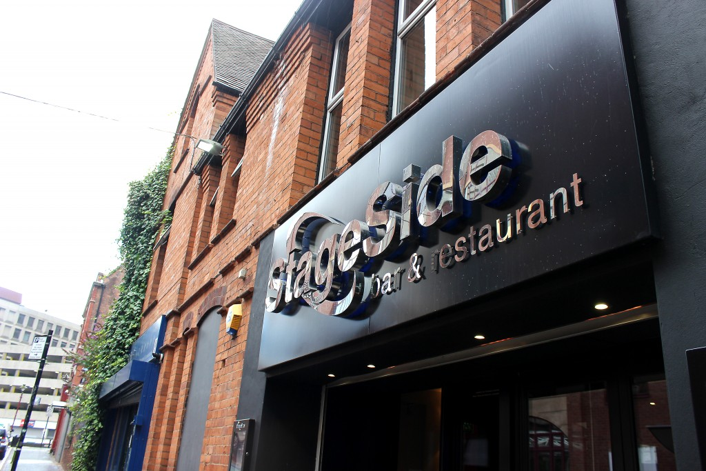 Stageside Restaurant Birmingham Hippodrome Deals Review (2)