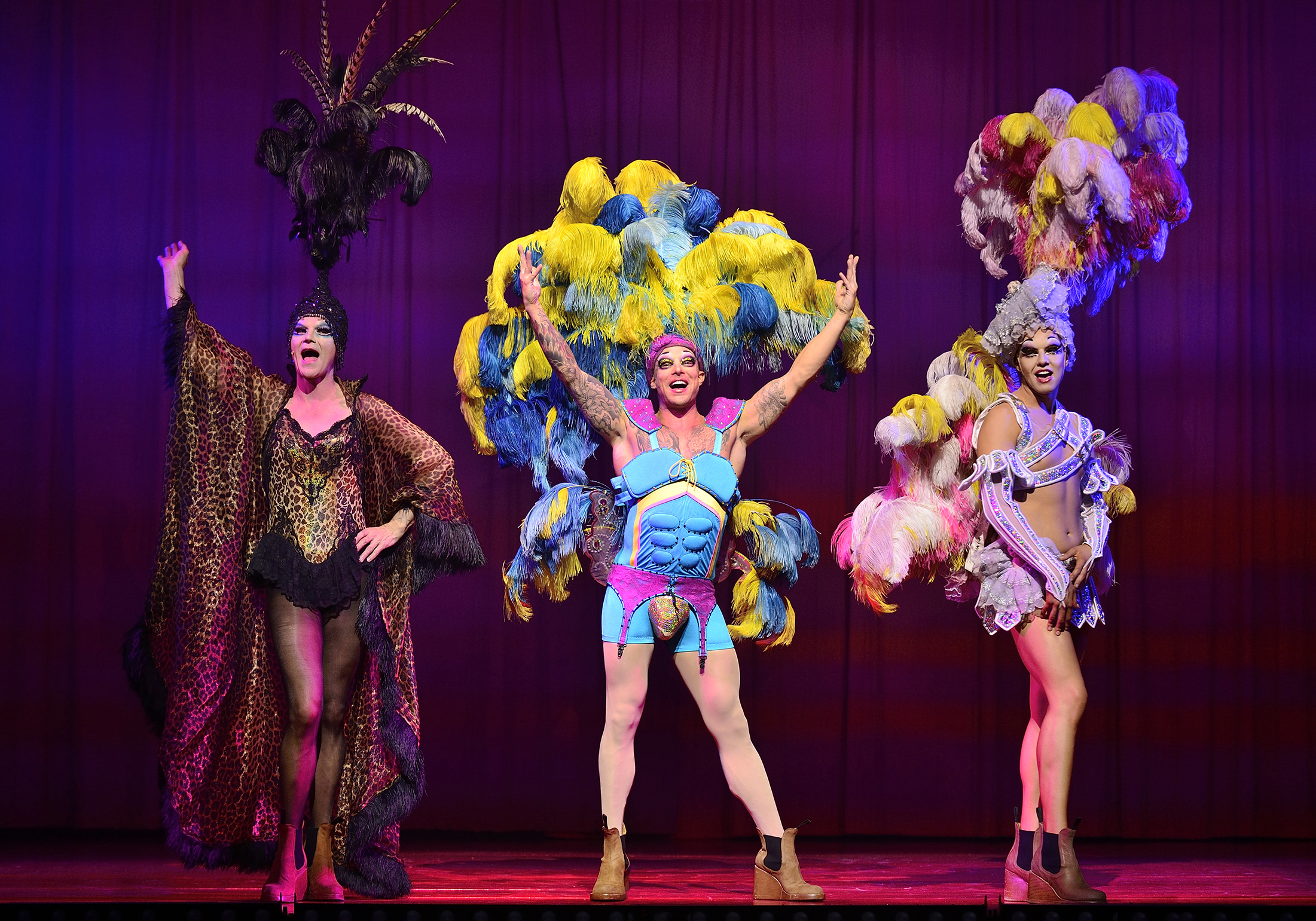 priscilla queen of the desert Priscilla queen of the desert july 11 – august 5, 2018 buy tickets online now based on the oscar-winning film the adventures of priscilla queen of the desert, this tony award winning musical follows the adventures of a trio of drag queens who journey across the australian outback.