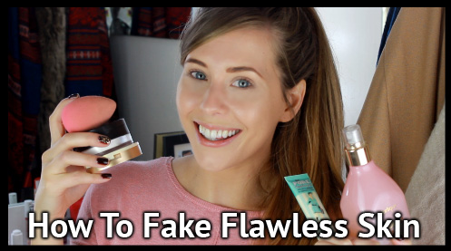 How to Fake Flawless Skin Still 2