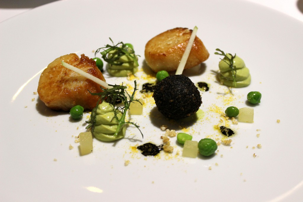 Moathouse Stafford Tasting Menu, Orangery Restaurant Review (8)